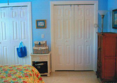 Bedroom #1 Closets