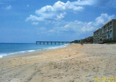 Beach, 100 yrd from house