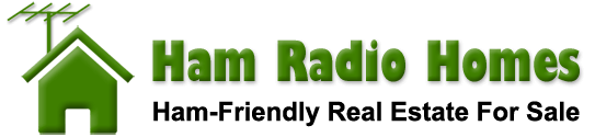 Ham Radio Friendly Homes For Sale