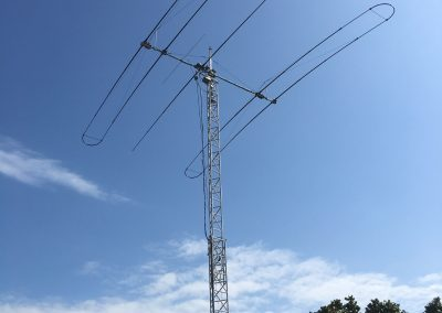 50ft Tower w/ 6m-40m SteppIR