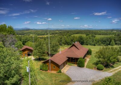 Tryon North Carolina Ham Radio Home For Sale