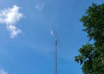 80 ft Rohn 45 Tower